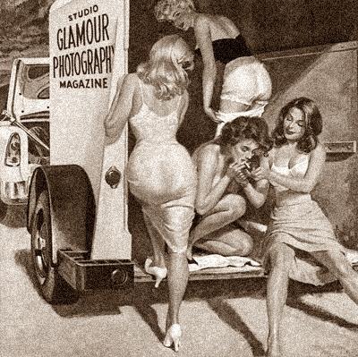 Retro Vintage Women 46