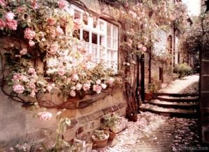 22325-Garden-Of-Vintage-Flowers