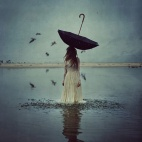 Incredible image courtesy of; Brooke Shaden The World Above, 2011