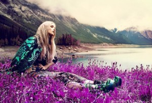 Breathtaking photo by;  fashioncow.com