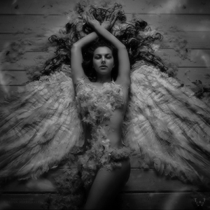 Angel by Margarita Kareva www.tumblr.com-
