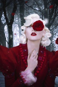Spectacular photo courtesy of A Rose, a Salmon, a Yeti, a Clito & a Rainbow by Jvdas Berra www.inspirefirst.com-