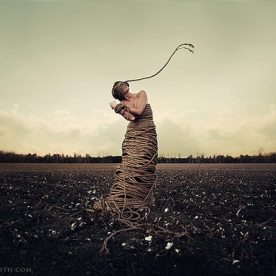 Conceptual Photography by Heather Evans Smith www.inspirefirst.com-