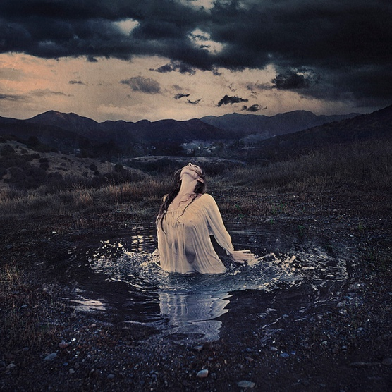 Photography by Brooke Shaden www.theonlymagicleftisart.com